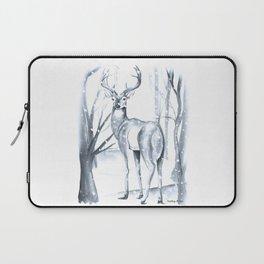 Winter King (Whitetail) Laptop Sleeve
