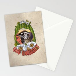 GOD ENRICHES Stationery Cards