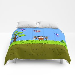 Hunting Ducks Comforters