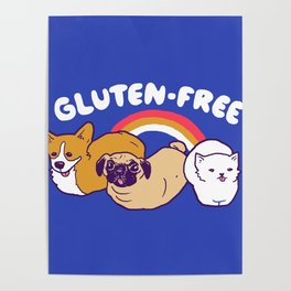 GF Loaves Poster