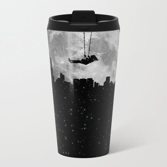 The Moon Swing Metal Travel Mug