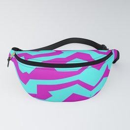 Polynoise Shock New Wave Fanny Pack