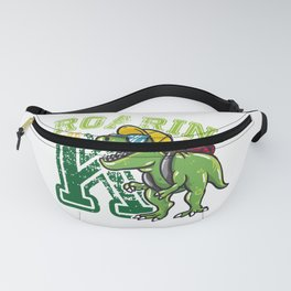 Funny Pre-K Dinosaur print - Perfect School Gift Fanny Pack
