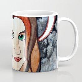 Hunter Behind The Mask Coffee Mug