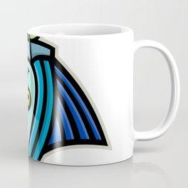 Thoth Egyptian God Mascot Coffee Mug