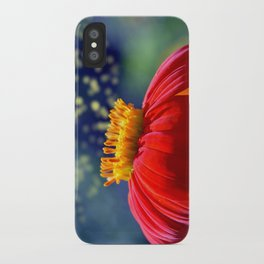 The Dance of the Pollen iPhone Case