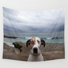 Great Dane Wall Tapestry
