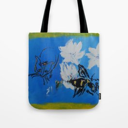 Chipper and the Bee Tote Bag