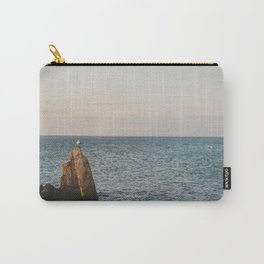 A Lone Seagull Carry-All Pouch