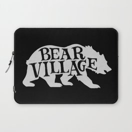 Bear Village - Polar Laptop Sleeve