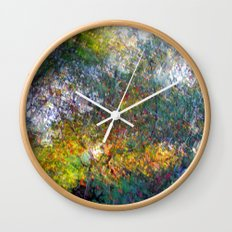 Ode to Monet Wall Clock