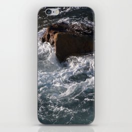 Uncontrolled iPhone Skin