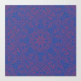 Mandala 22 Canvas Print