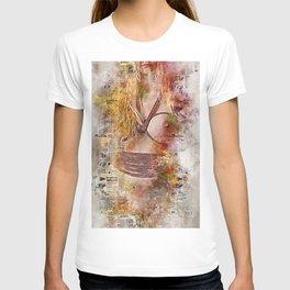 Shibari art #3 T-shirt