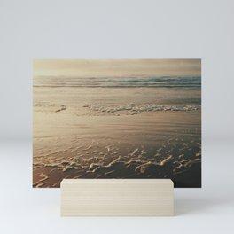 Deep Wide Ocean Mini Art Print