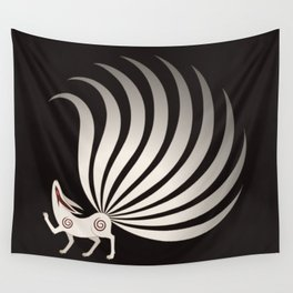 NineTail Variant Wall Tapestry