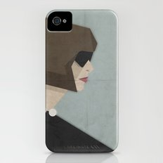 Anna iPhone (4, 4s) Slim Case
