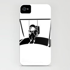 In Space No One Will Push Your Swing iPhone (4, 4s) Slim Case