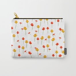 It suddenly blossoms Carry-All Pouch