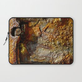 meEtIng wiTh IrOn no28 Laptop Sleeve