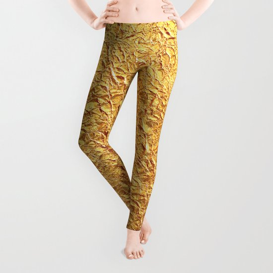 Gold Leggings