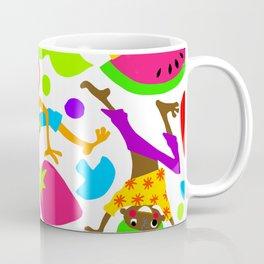 Fruit Leapfrog Coffee Mug