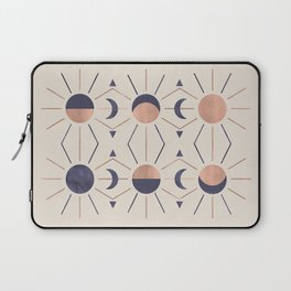 Moon and Light Rosè Version Laptop Sleeve