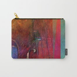 Violin Abstract One Carry-All Pouch