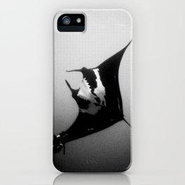 Evading Devil Fish iPhone Case