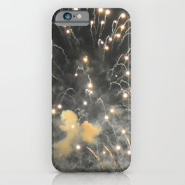 Marina Fireworks 2018 view 4 iPhone Case