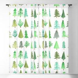 Tree Farm Blackout Curtain
