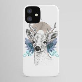The Deer (Spirit Animal) iPhone Case