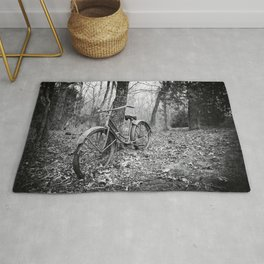 Ride if you dare Rug