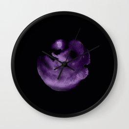 Dendrobium Wall Clock