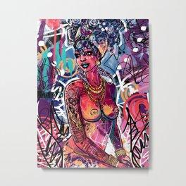 Amara Metal Print