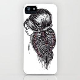 GIRLZ - COFFEE iPhone Case