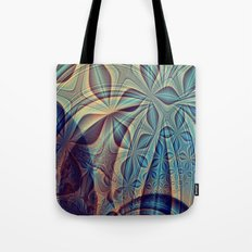 Bluesy Tote Bag