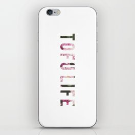 TOFU LIFE iPhone Skin