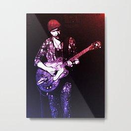 U2 / The Edge Metal Print