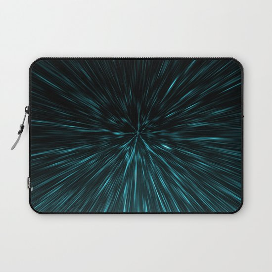 Blue and black Hypergalaxy by pldesign