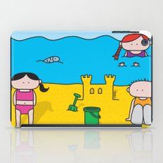 Beach iPad Case