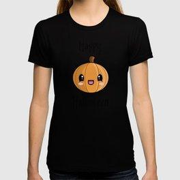 Happy Halloween Pumpkin Kawaii :) T-shirt