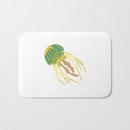 Cute Jellyfish Bath Mat