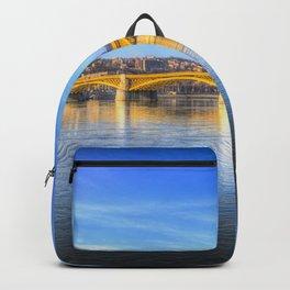 Margaret Bridge Budapest Backpack