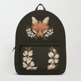 The Fox and Dogwoods Backpack