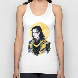 Loki of Asgard Unisex Tank Top