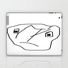 INDIFFERENT Laptop & iPad Skin