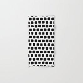 Cross-Stitch Pattern Hand & Bath Towel
