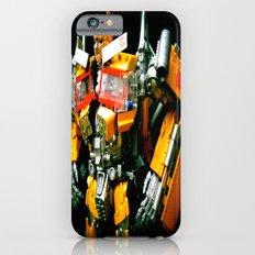 The Golden Optimus Slim Case iPhone 6s