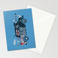 Vantastic Tank Girl Stationery Cards